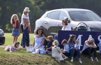Kate George Charlotte Polo