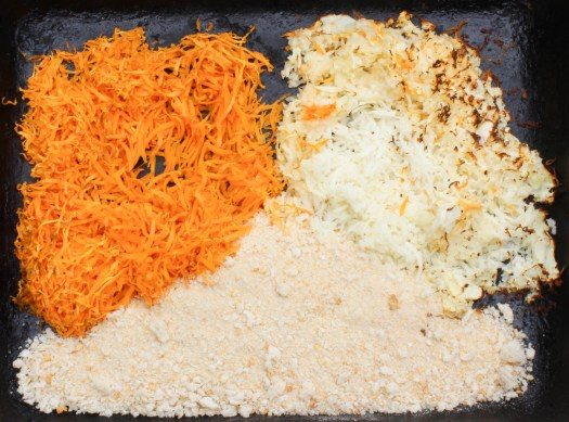 Breadcrumb ingredients