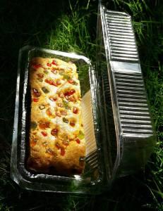EGGLESS WHEAT FLOUR SPONGE CAKE WITH TUTTI-FRUITY RECIPE ...