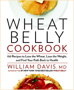 Wheat Belly Cookbook By Dr William Davis