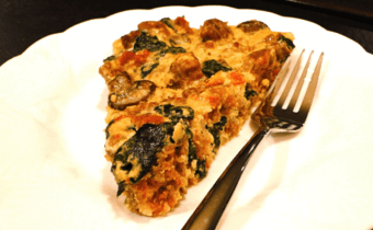 Wheat Belly Recipe Italian Sausage Frittata