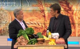 Wheat Belly Total Health on the Dr. Oz Show