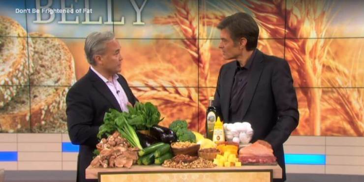 Dr Oz Wheat Belly Total Health