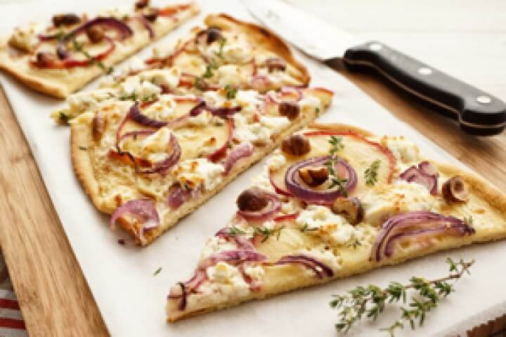 Wheat Belly Pizza Dr. Oz