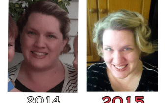Heidi's head-to-toe health and body makeover