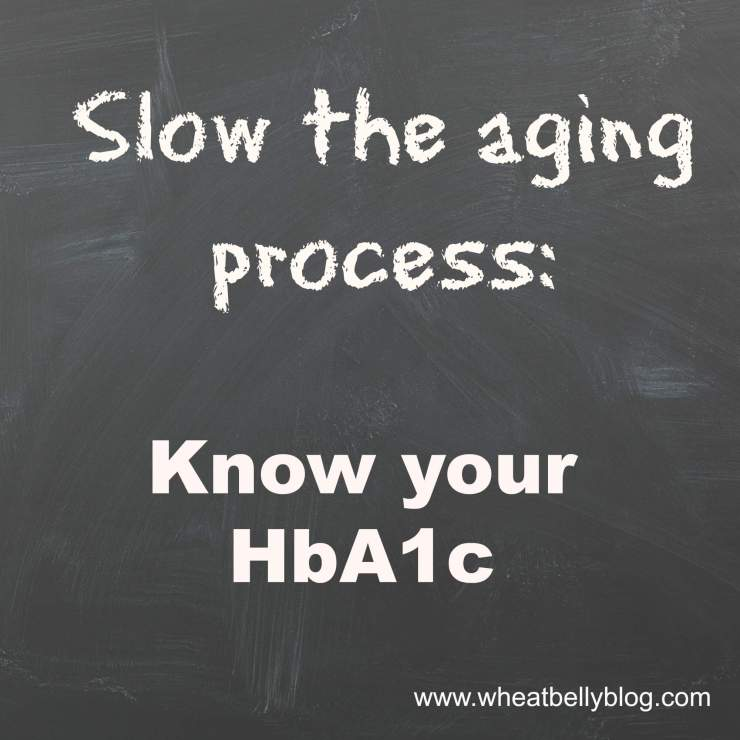 Wheat Belly HbA1c