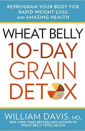 Wheat Belly 10-Day Grain Detox Cover