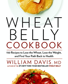 Wheat Belly Cookbook cover copy