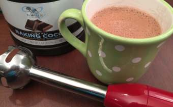 High-Fat Hot Chocolate