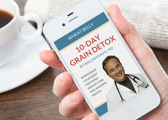 Dr. William Davis 10-Day Grain Detox iPhone App