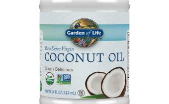 Coconut Oil from Garden of Life