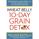 Wheat Belly 10-Day Grain Detox Book