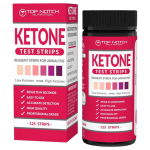 Ketone strips for urine testing