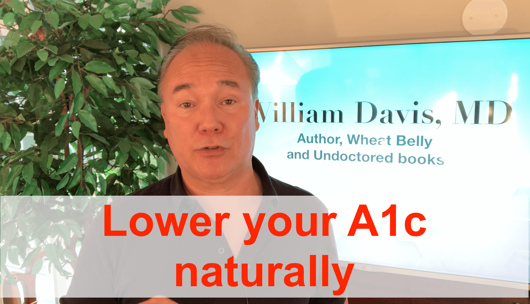 Lower A1c Naturally