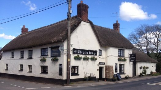 New Inn, Sampford Courtney