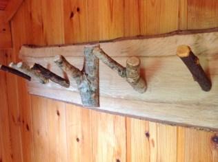 Beech Eco Lodge Coat Hooks
