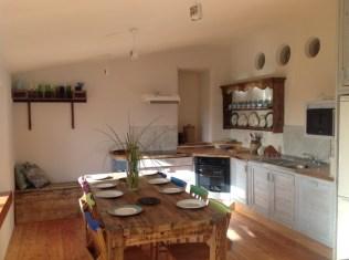 balebarn eco lodge kitchen