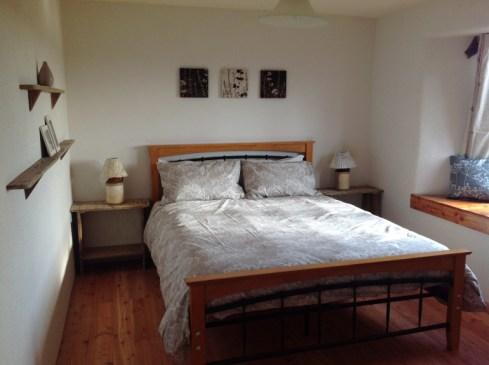 balebarn eco lodge master bedroom