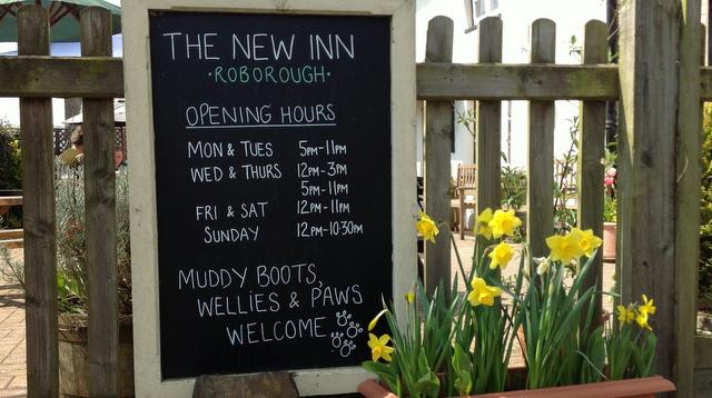 The New Inn at Roborough, North Devon