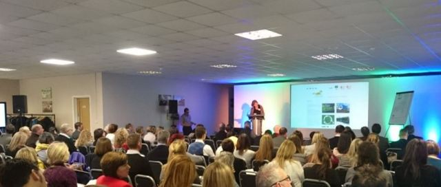 Talking at the West Country Tourism Conference 2016wheatlandfarm