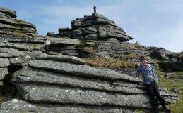 Black Tor on Dartmoor