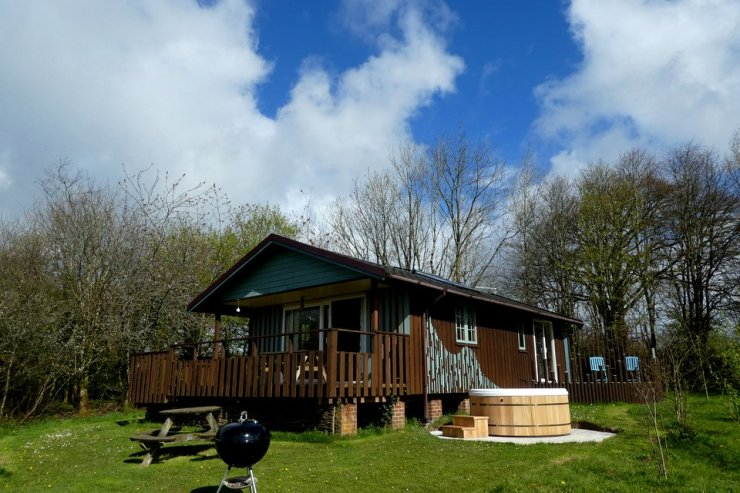 Beech Lodge, with Hot Tub