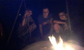 Campfire Chilling
