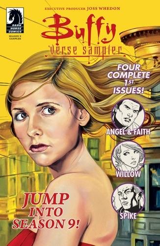 'Buffy Sampler' Cover