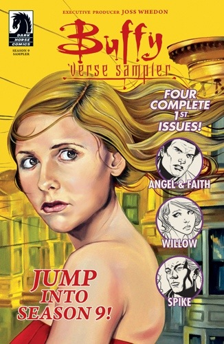 'Buffy Sampler' Cover