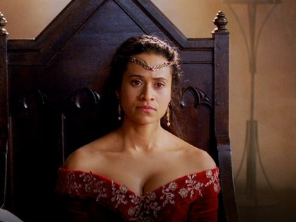 Queen Guinevere the steadfast