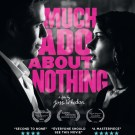 'Much Ado About Nothing' poster