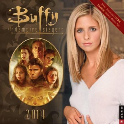 BtVS 2014 calendar