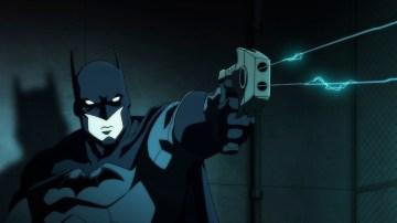 Son of Batman Animation 1