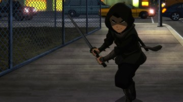 Son of Batman Animation 3