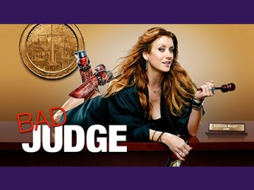 Bad Judge Picture Logo