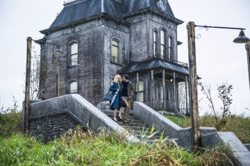 Bates Motel 3.01 Death in the Family house