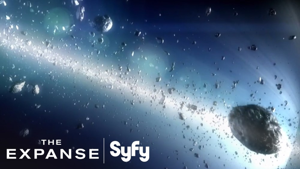 expanse - 10 Shows To Look Out For In 2016!