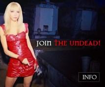 Juliet Landau's A Place Among the Undead