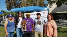 Team Whedonopolis at Lupus Walk 2015