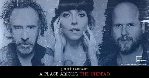 Juliet Landau APATU w Joss