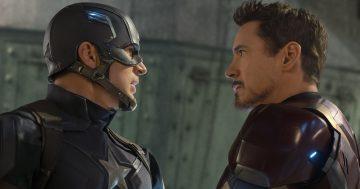 Captain America Civil War B