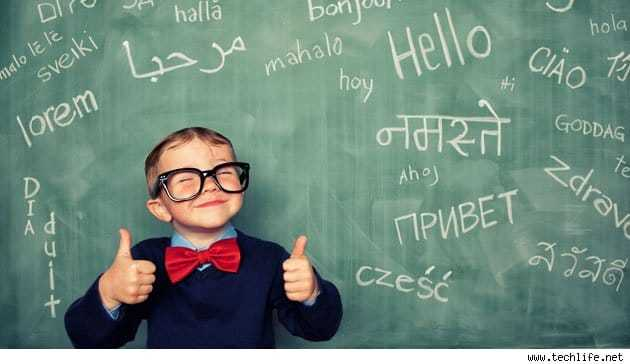 One child, more than one language