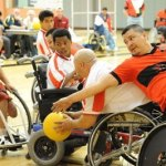 STRAPS Brings Adaptive Soccer & Goalball to San Antonio