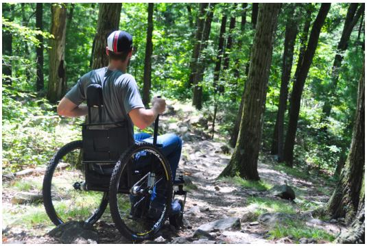 Wheelchair Hiking1
