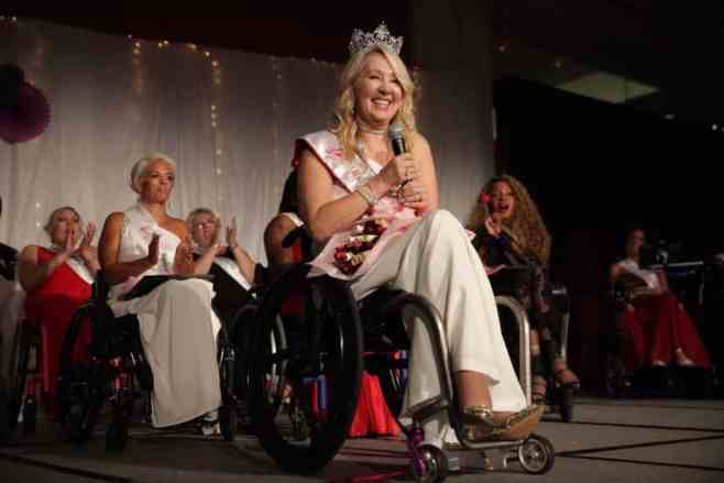 Ms. Wheelchair America 2019