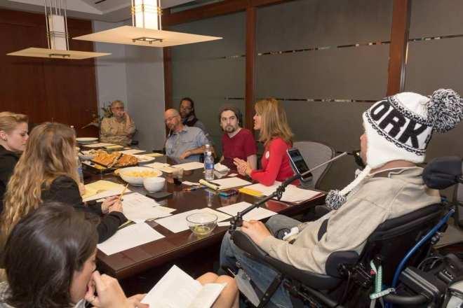 RR Board Meeting