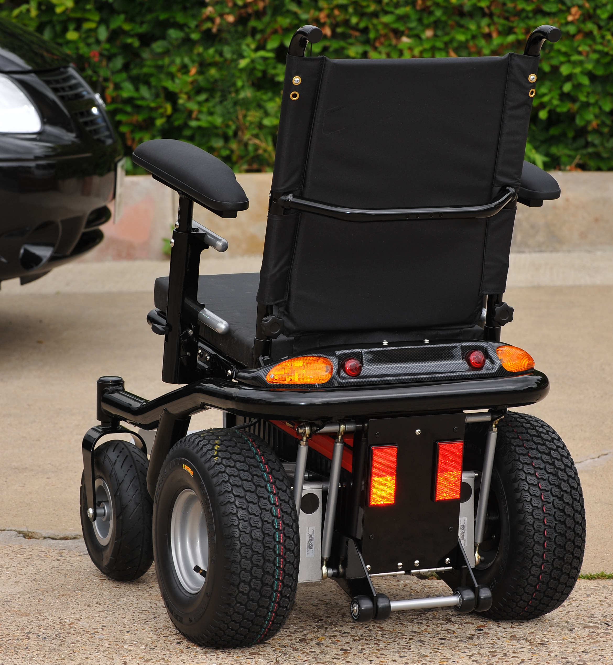 My Ultimate Do Everything Well Power Wheelchair