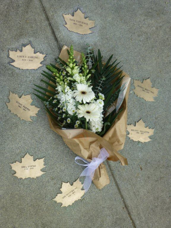 First Leaves of Remembrance