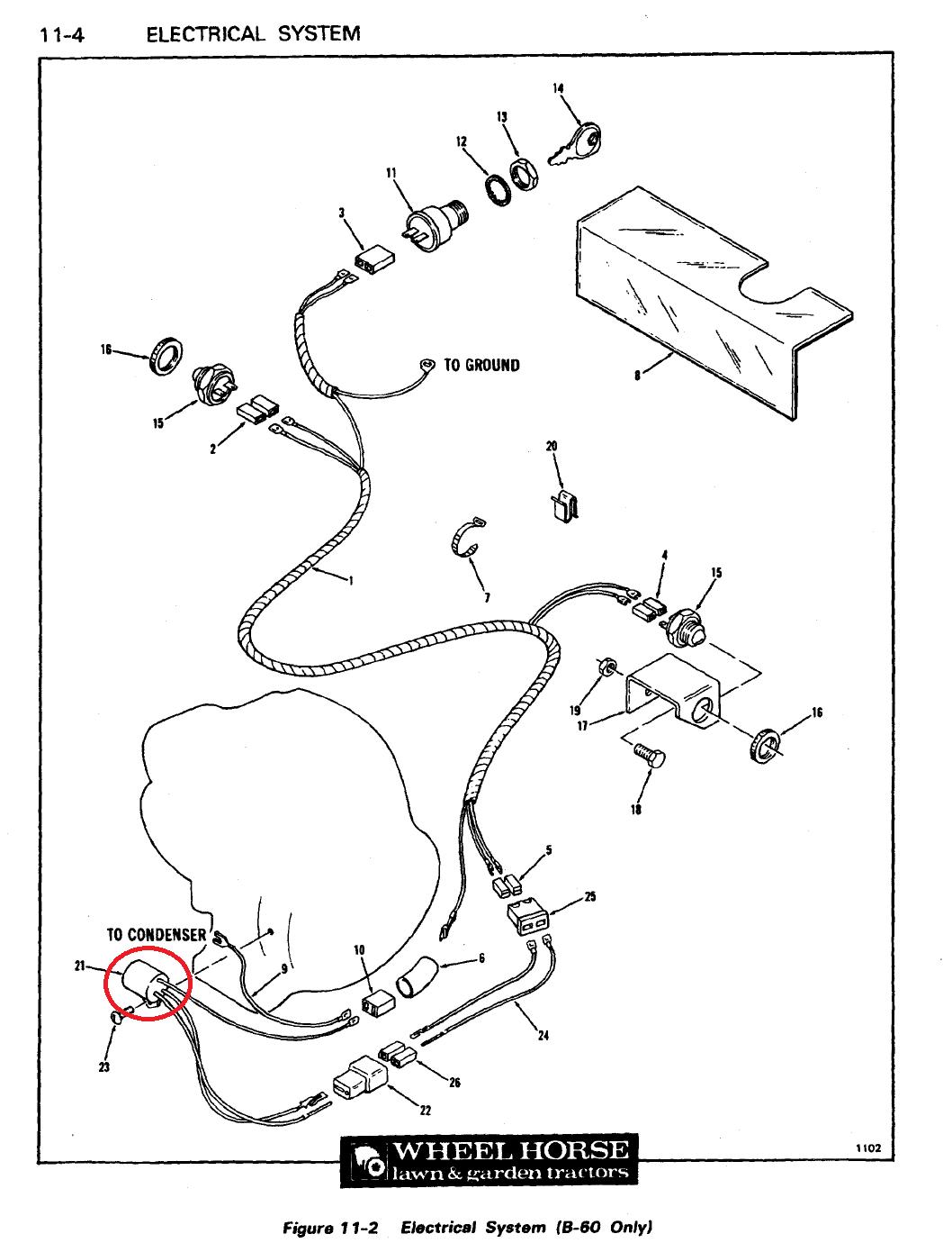 B 60 K 161t Interlock Module
