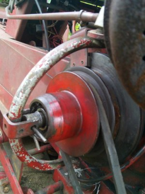 K181S PTO Clutch Assembly (75' Wheelhorse B80)  Engines  RedSquare Wheel Horse Forum